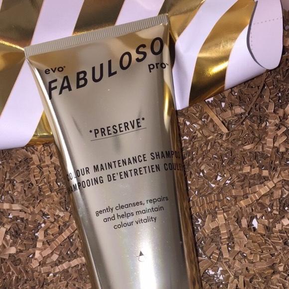 evo Accessories - FABULOSO Pro 'preserve colour maintenance' shampoo